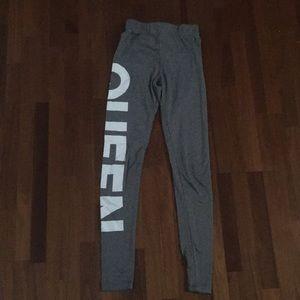 Rue21 grey leggings